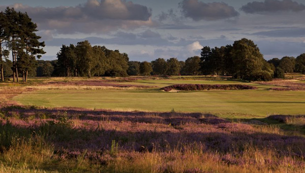 Walton Heath Golf Club British masters 2018