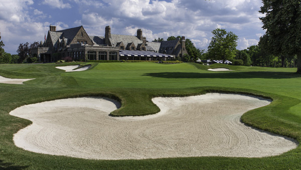 Winged Foot previa US Open 2020 campo