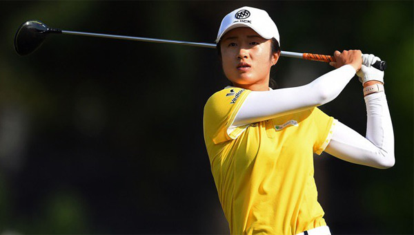 Yu Liu primera ronda Thornberry Creek LPGA