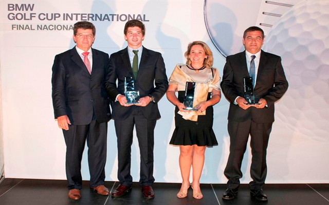 La BMW Golf Cup International cumple con los pron�sticos